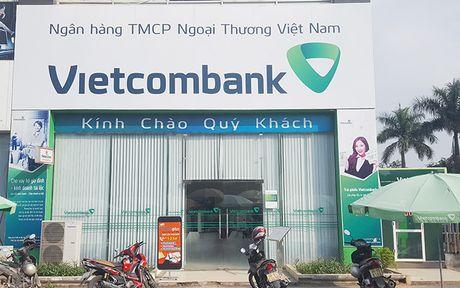 Vinh Phuc: Khach hang bi gia mao chu ky, mat 5 trieu dong tai Vietcombank? - Anh 1