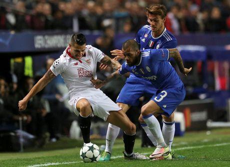 Champions League bang H: Juventus doat ve nho cu loi nguoc dong - Anh 1