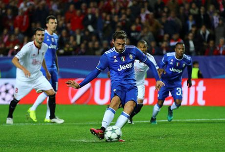 Champions League bang H: Juventus doat ve nho cu loi nguoc dong - Anh 3