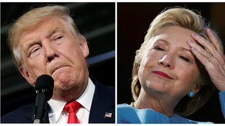 Tong thong dac cu Trump quyet dinh khong truy to ba Clinton - Anh 1