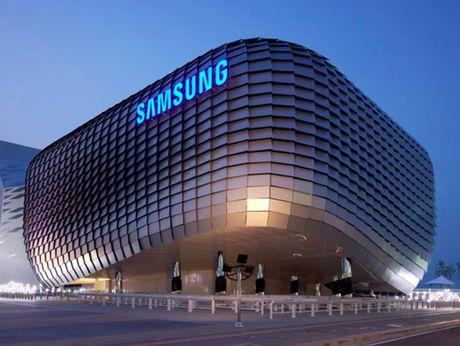 Tru so Samsung bi luc soat vi be boi tong thong - Anh 1