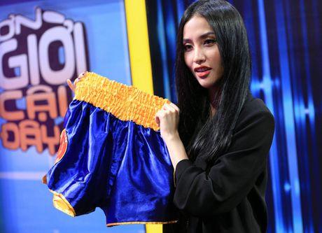 "On gioi! Cau day roi: Tran Thanh ngai ngung khi giap mat ""tinh cu"" Mai Ho - Anh 2"