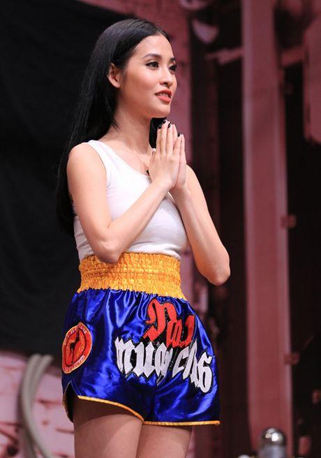 "On gioi! Cau day roi: Tran Thanh ngai ngung khi giap mat ""tinh cu"" Mai Ho - Anh 4"