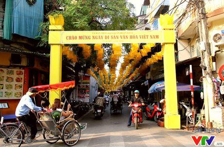 """Lung linh """"con duong to"""" giua pho co Ha Noi - Anh 2"""