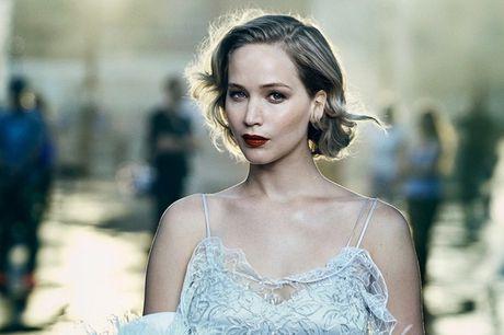 Jennifer Lawrence: Khong lam dien vien toi khong biet lam gi - Anh 1