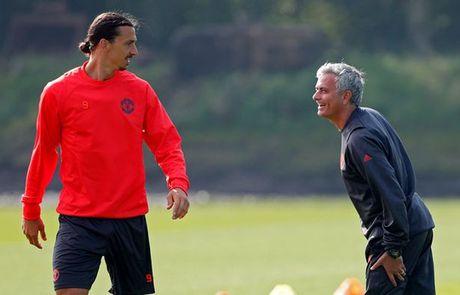 Ibrahimovic: Vi Mourinho, toi phai chap nhan thu thach - Anh 3