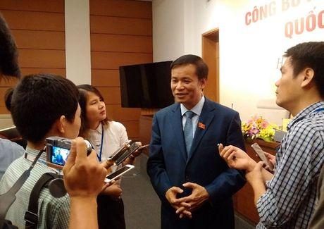 Ong Vu Huy Hoang co quyen kien nghi viec bi QH phe phan - Anh 1