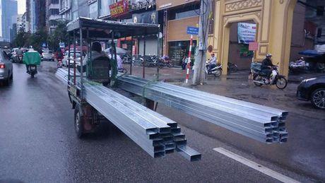 """""""May chem di dong"""" lai tung hoanh tren duong pho - Anh 2"""