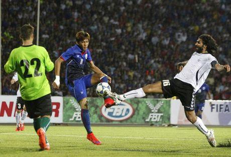 Clip: Campuchia thua Myanmar, Viet Nam cam chac ngoi dau - Anh 1
