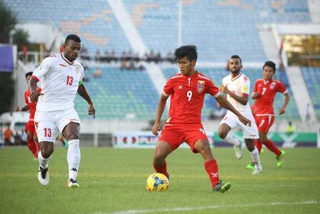 Clip: Campuchia thua Myanmar, Viet Nam cam chac ngoi dau - Anh 2