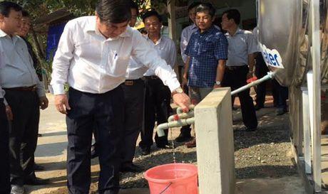 TP Ho Chi Minh: Nan giai bai toan nuoc sach - Anh 1