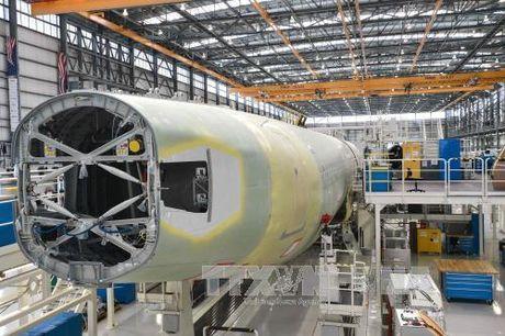 My phe chuan ban 106 may bay Airbus cho Iran - Anh 1