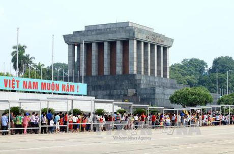 Lang Chu tich Ho Chi Minh mo lai tu ngay 6/12 - Anh 1