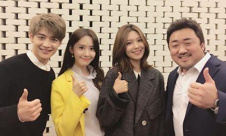 Sao Han 23/11: Dan my nam my nu SM hoi tu, Hyo Min cuoi duyen - Anh 3
