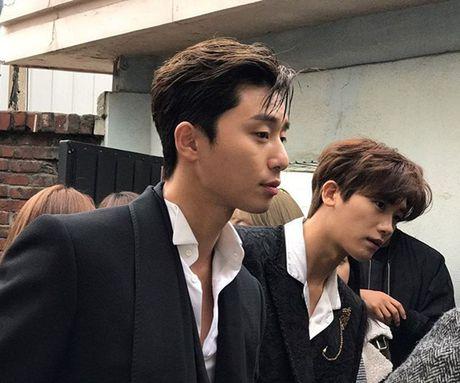 Sao Han 23/11: Dan my nam my nu SM hoi tu, Hyo Min cuoi duyen - Anh 6