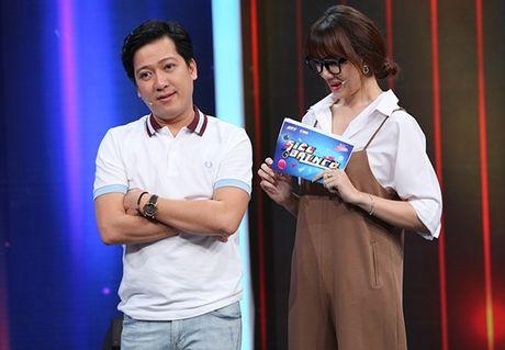 Hari Won 'da xeo' chieu cao cua Truong Giang - Anh 5