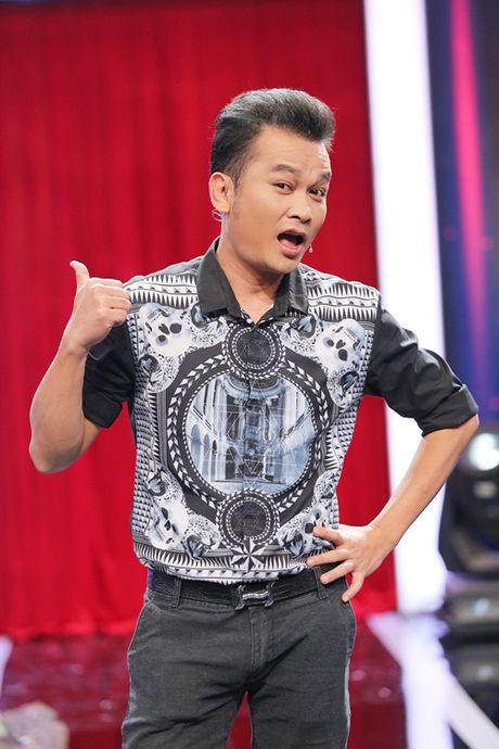 Hari Won 'da xeo' chieu cao cua Truong Giang - Anh 9