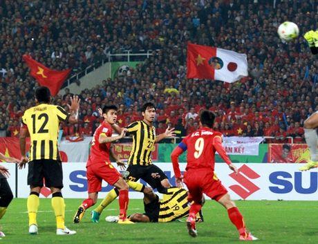 Viet Nam 1–0 Malaysia: Thang loi qua cam - Anh 1