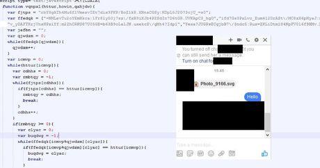 Canh bao ma doc tong tien lan nhanh tren Facebook Messenger - Anh 1