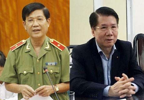 Bo Cong an va Y te co them thu truong - Anh 1