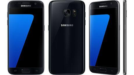 Samsung sap ra mat phien ban Galaxy S7 den bong va den mo - Anh 1