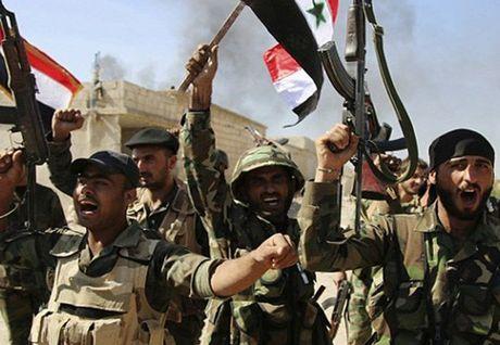 Tinh hinh Syria 23/11: EU neu dieu kien tham gia phuc hoi kinh te Syria - Anh 1