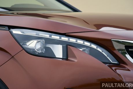 Doi thu 'dang gom' cua Honda CR-V va Mazda CX-5 sap ve Dong Nam A - Anh 2