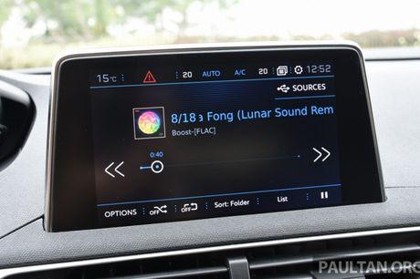 Doi thu 'dang gom' cua Honda CR-V va Mazda CX-5 sap ve Dong Nam A - Anh 6