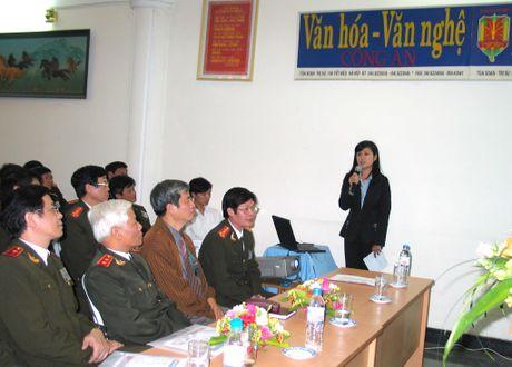 Bao dien tu CAND: Ngay cang khang dinh uy tin va vi the - Anh 2