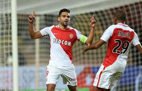 Ghi ban dinh nhat chau Au: Real, Barca thua xa Monaco - Anh 1