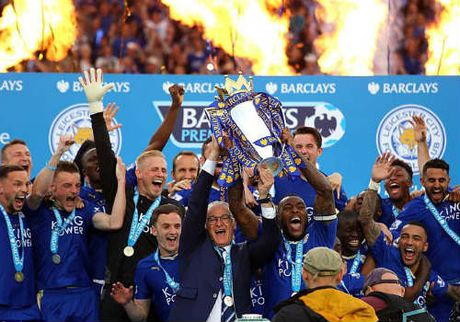 Leicester City o Champions League: Hon ca chuyen co tich - Anh 1