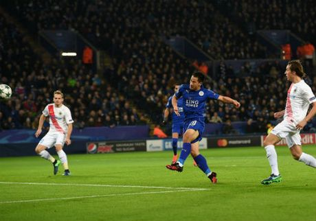 Leicester City o Champions League: Hon ca chuyen co tich - Anh 2