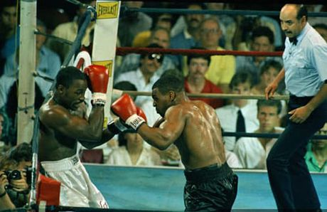 Thien ha vo dich: Mike Tyson & cu knock-out 30 giay - Anh 2