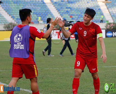 "DTVN: Bo lo co hoi, Cong Phuong bi Cong Vinh ""mang"" - Anh 5"