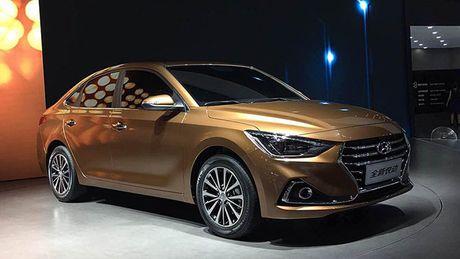 Hyundai Celesta chiec xe 'lai' Verna va Elantra chinh thuc trinh lang - Anh 1
