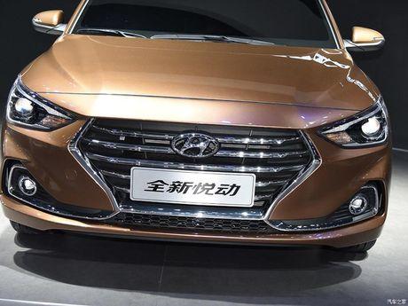 Hyundai Celesta chiec xe 'lai' Verna va Elantra chinh thuc trinh lang - Anh 2