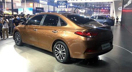 Hyundai Celesta chiec xe 'lai' Verna va Elantra chinh thuc trinh lang - Anh 3