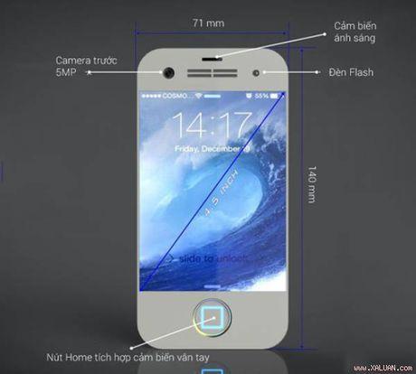 'Cha de' iPhone se khong thiet ke iPhone 8 - Anh 3