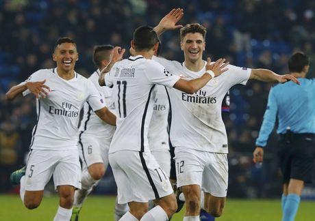 Diem danh 10 doi cam chac ve di tiep o Champions League - Anh 2