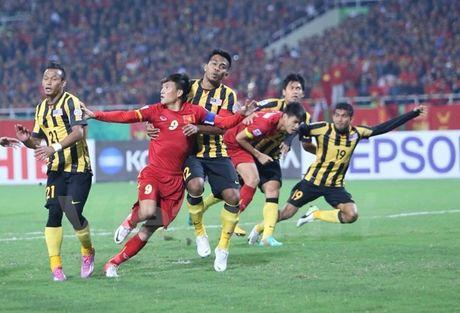Viet Nam vs Malaysia (0-0): Mon no phai doi - Anh 1
