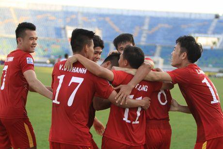 Tuyen Viet Nam danh bai Malaysia, gianh ngoi dau bang - Anh 1