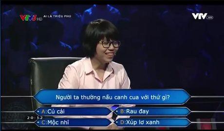 Nhung phan thi 'cuoi ra nuoc mat' trong 'Ai la trieu phu' - Anh 2