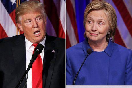 Donald Trump se khong dao sau be boi ro ri email cua Hillary Clinton - Anh 1