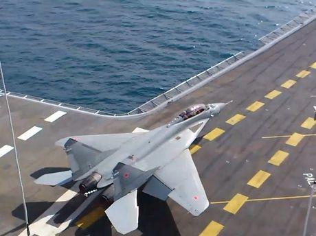 Li giai nguyen nhan MiG-29K Nga roi tai Dia Trung Hai - Anh 1