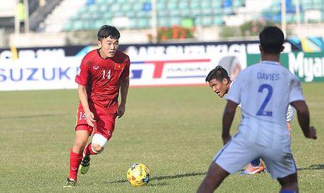 Thang sat nut Malaysia, tuyen Viet Nam dat mot chan vao ban ket AFF Cup - Anh 2
