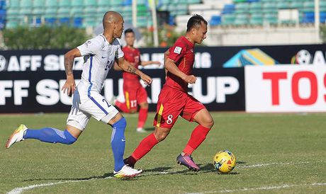 Thang sat nut Malaysia, tuyen Viet Nam dat mot chan vao ban ket AFF Cup - Anh 3