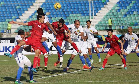 Thang sat nut Malaysia, tuyen Viet Nam dat mot chan vao ban ket AFF Cup - Anh 4