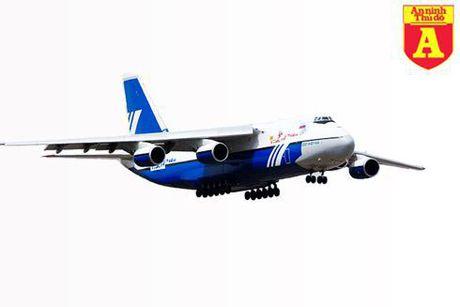 Uy luc cua van tai co khong lo An-124, niem tu hao cua khong quan Nga - Anh 1