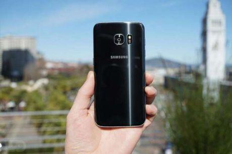 Galaxy S7/S7 Edge sap co phien ban Jet Black - Anh 2