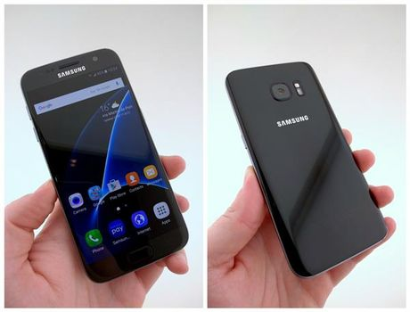 Galaxy S7/S7 Edge sap co phien ban Jet Black - Anh 3
